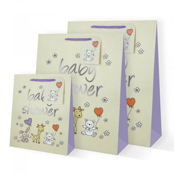 Baby Shower Toy Gift Bags