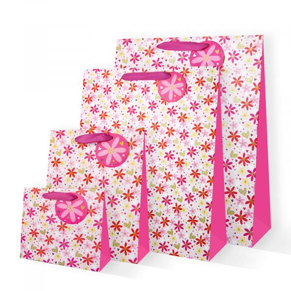 Ditsy Flower Gift Bags