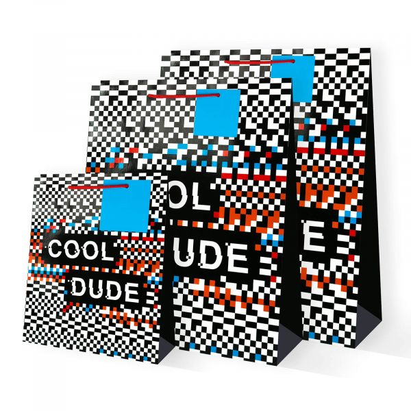 Cool Dude Gift Bags